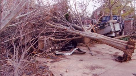 storm shelter OKC