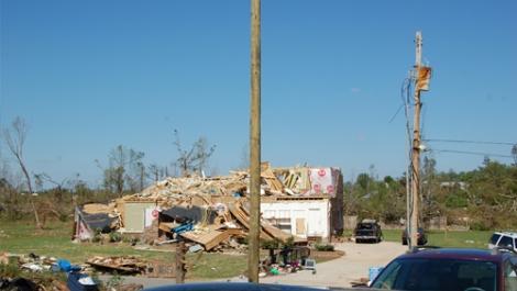 tornado survival story