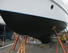 Coal Tar Epoxy Boat Hull Coating