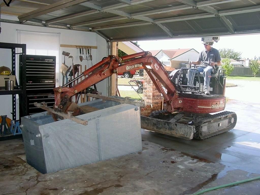 underground tornado shelters Enid
