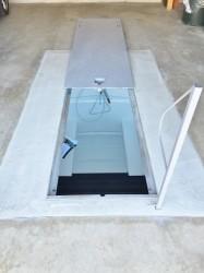 Choctaw underground storm shelters