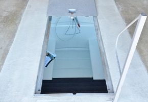 Storm Shelter HDPE